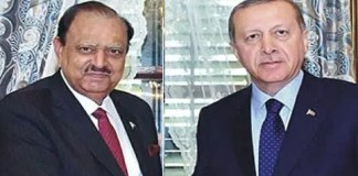 President felicitates Erdogan on victory in presidential election