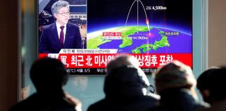 U.S. sanctions North Korean missile experts