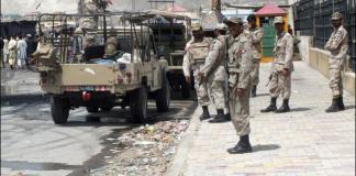 Five security personnel embraces martyrdom in attack in Balochistan