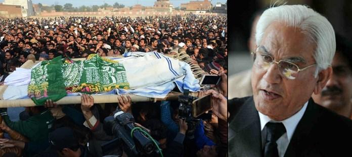 Zainab's murderer arrested in Kasur, claims Ahmed Raza Kasuri