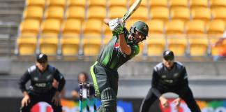 Pakistan sets New Zealand 202 to chase in second T20I
