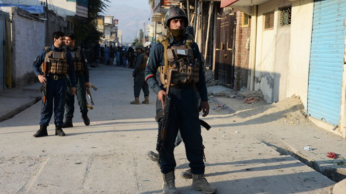 11 injured as gunmen storm Save the Children office in Afghanistan
