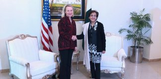 US State Department official discusses bilateral issues with Tehmina