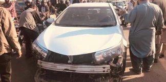 Police encounter in Karachi: One killed, three injured & arrested
