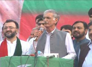 Terror incidents declined due successful operations in KP, FATA: CM Khattak