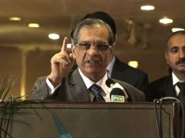 Emergency steps needed to tackle water crisis in Pakistan: CJP Nisar