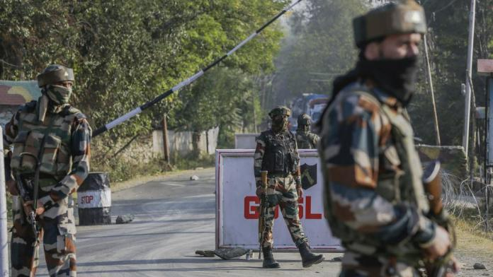 Civilian martyred by Indian troops in occupied Kashmir
