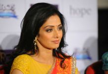 Famous actress Sridevi passes away