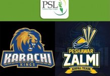 Peshawar Zalmi take on Karachi Kings tonight