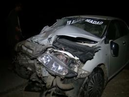 Four dead, 15 injured in road accident in Quetta