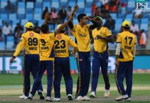 Peshawar Zalmi beat Islamabad United by 34-run