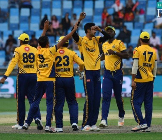 Peshawar Zalmi beat Islamabad United by 34-run
