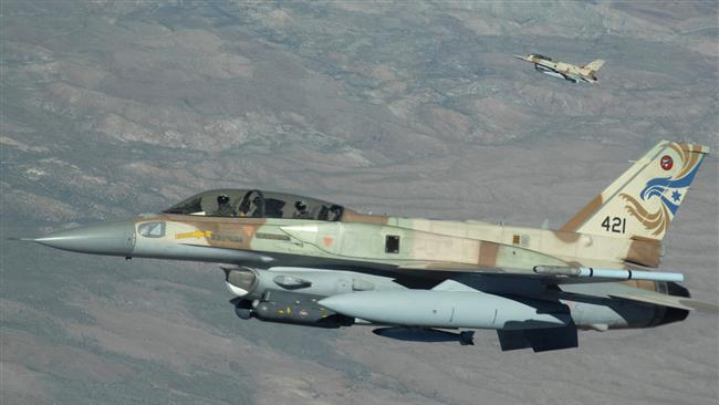 Israeli F16 crashes after 'Iranian targets' attacked in Syria: army