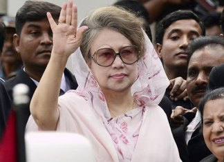 Bangladesh SC cancels bail for opposition chief Khaleda Zia