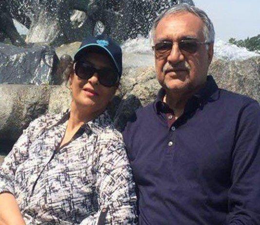 Mir Hazar Khan Bijarani, wife laid to rest in Kashmore