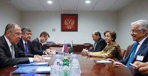 Pakistan, Russia