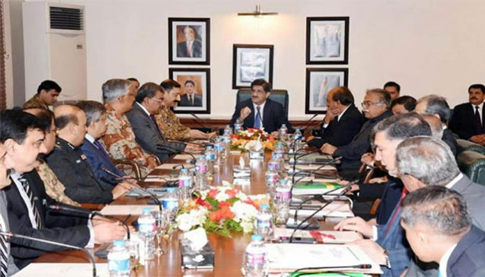 Sindh apex committee decides to restart Karachi Safe City Project