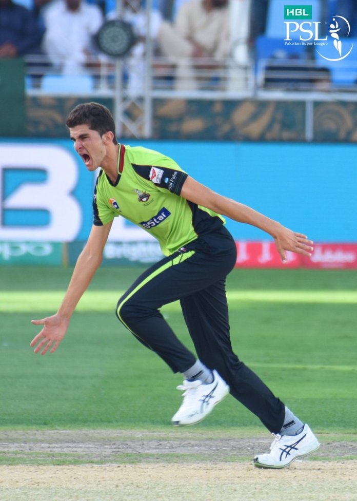 Shaheen Shah leads Lahore Qalandars to victory against Multan Sultans