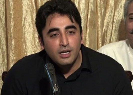 Water crisis to be top priority of PPP in next government: Bilawal