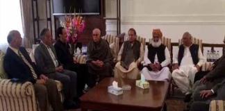 PML N, allies decide to support Raza Rabbani for Chairman Senate