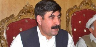 House of PPP's MNA Akhunzada Chattan attacked in Bajaur