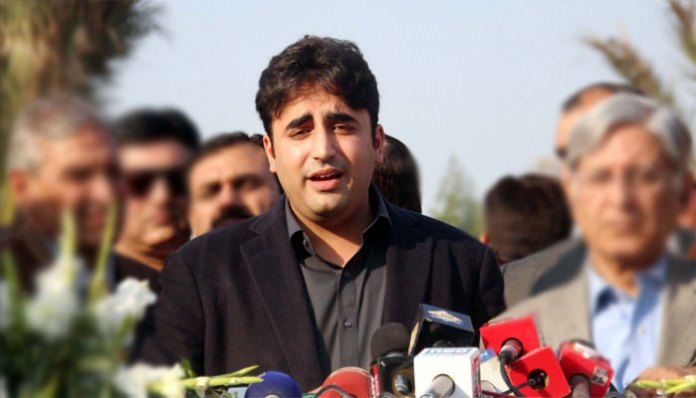 Bilawal seeks removal of name from fake accounts JIT report