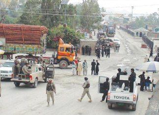 Ghulam Khan trade route in NWA to open tomorrow