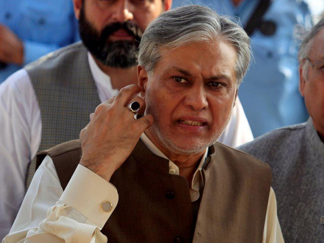 NAB officer records statement in assets reference against Ishaq Dar