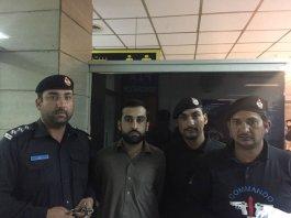 Asma Rani murder accused Mujhahid Afridi sent to jail on 14-day remand