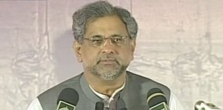 Khaqan Abbasi urges caretaker govt to ensure fair elections