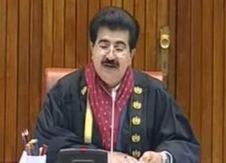 Chairman Senate directs PTA to restore internet service in Balochistan