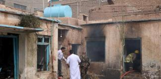 At least one dead in blast near mosque in Afghan city of Herat