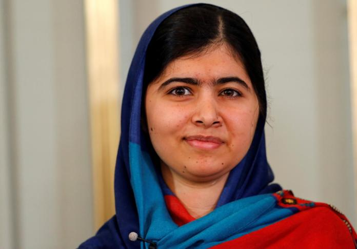 Malala breaks into tears while talking about Pakistan