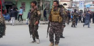 Suicide attack on Kabul voter registration centre kills nine