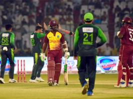Pakistan takes on West Indies in third T20 match today