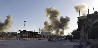 At least 70 killed in suspected chemical attack in Syria