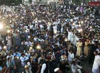 PTM held rally in Lahore, announces to hold gathering in Karachi on May 12