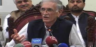 Inquiry underway against MPAs accused of horse-trading: CM Khattak