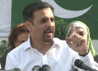 Mustafa Kamal demands arrest of Nawaz Sharif