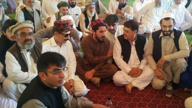 PTM-Govt Jirga