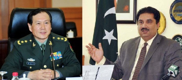 Pak, China defence cooperation pillar of all-weather strategic partnership: Dastgir