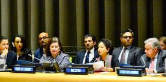 Maleeha says terrorism most pervasive threat to peace
