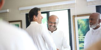 Chan meets Imran Khan; decides to leave PPP, join PTI