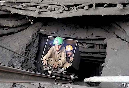 Six labourers killed in coalmine collapse in Khyber Agency
