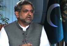 Pak-India relations should be based on equality: Khaqan Abbasi