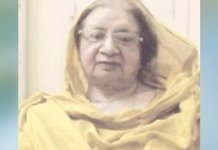 Renowned TV actress Kulsoom Sultan passes away in Karachi