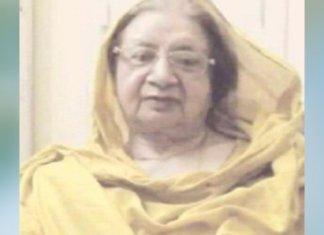 Renowned TV actress Kulsoom Sultan passes away in Karachi