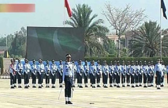 Chinese Air Chief for promotion of cooperation with Pakistan Armed forces