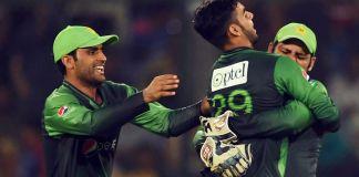 Pakistan whitewash West Indies in T20Is