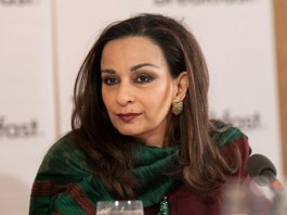 Sherry Rehman demands Asif's resignation following disqualification